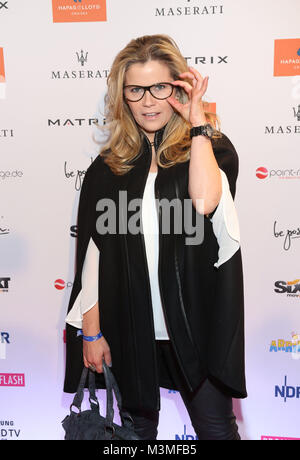 Michaela Schaffrath , Movie Meets Media 2016 im Hotel  Atlantic Hamburg am 29.11.2016 - Stock Photo
