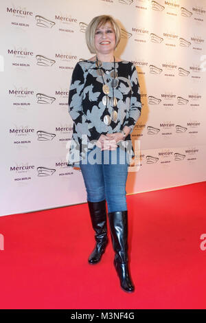 Mary Roos beim 6. smago! Awards 2017 im Berliner Mercure Hotel MOA Stock Photo
