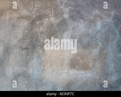 Polished concrete wall texture ,Unique and realistic non repeating concrete wall loft wall design paint - Stock Photo