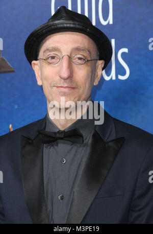 Beverly Hills, USA. 11th Feb, 2018. Writer Jim Clemente attends the 2018 Writers Guild Awards L.A. Ceremony at The - Stock Photo