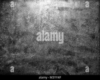 Polished concrete wall texture with light gradient,Unique and realistic non repeating concrete wall loft wall design - Stock Photo