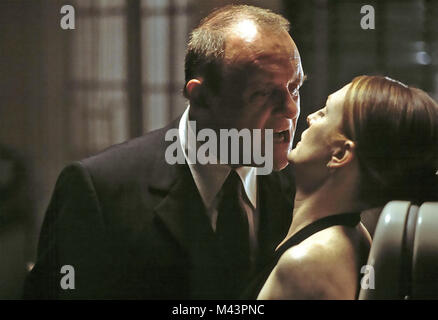 HANNIBAL  2001 MGM film with Julianne Moore and Anthony Hopkins - Stock Photo