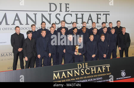 Football National Team Germany - Stock Photo