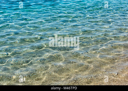 Cristal clear waters - Stock Photo