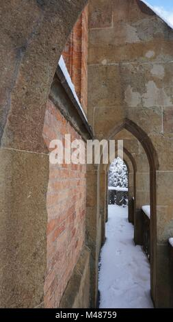 Kiefersfelden South of Bavaria Germany,  near to Austria Tyrol, church King Otto chapel - Stock Photo