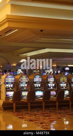 Borgata Hotel and Casino in Atlantic City, New Jersey - Stock Photo