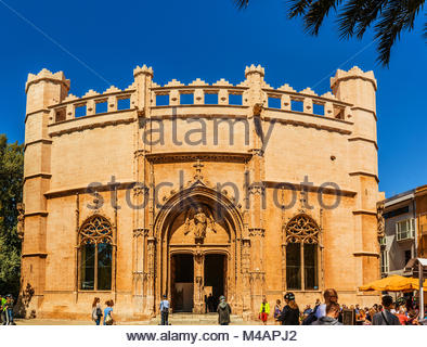 Lonja de Mallorca. Palma, Spain - Stock Photo