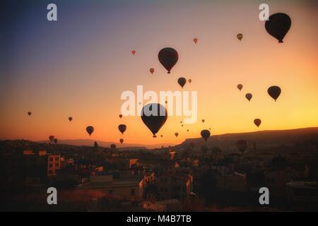 Float away with me II - Stock Photo