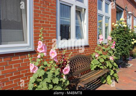 Summer in Glueckstadt - Stock Photo