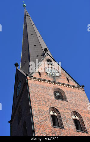 St Peters Church in Hamburg, Germany - Stock Photo