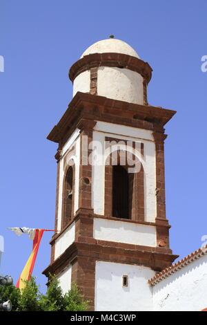 Iglesia de Nuestra Señora de la Antigua, Fuerteventura - Stock Photo