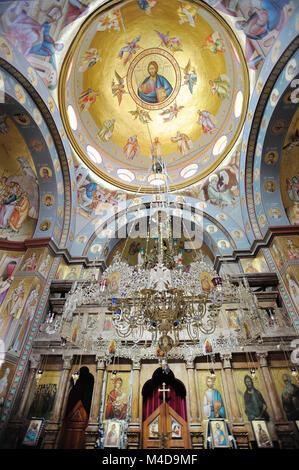 Church of the Twelve Apostles - Stock Photo