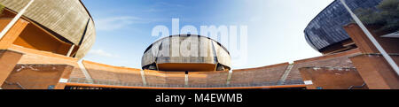 Parco della musica auditorium in Rome Stock Photo