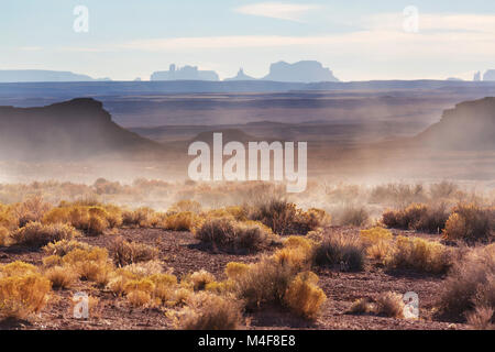 Valley of the Gods - Stock Photo