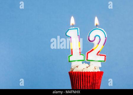 Sensational 12Th Birthday Cake Age 12 Birthday Twelve Party Celebration Birthday Cards Printable Trancafe Filternl
