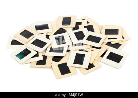 Photo frames for slide - Stock Photo
