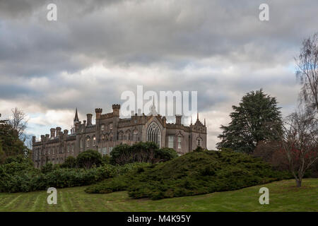 Sheffield Park, Uckfield, East Sussex, England - Stock Photo