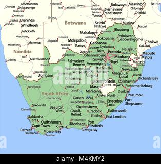 Geography Travel South Africa Cities Pretoria Buildings - Map of south africa with cities