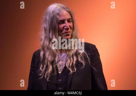 Patti Smith - Stock Photo