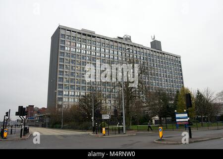 Hull University Teaching Hospitals NHS Trust - Stock Photo