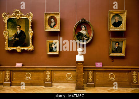 The State Russian museum. St.Petersburg. Russia - Stock Photo