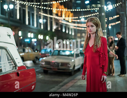 GOOD GIRLS REVOLT  Amazon Studios TV series 2015> with Genevieve Angelson - Stock Photo