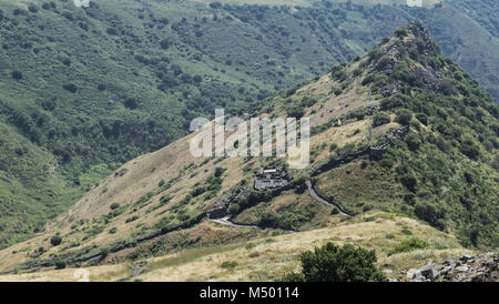 Gamla nature reserve in Israel - Stock Photo