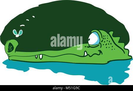 free style handdrawn cartoon vector illustration, - Stock Photo