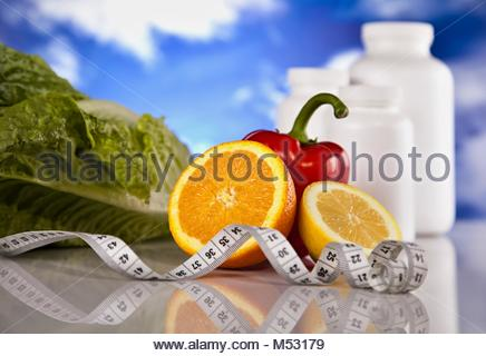 Living healthy - Stock Photo