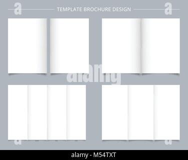 Vector Templates Brochure Magazine Leaflet Flyer Cover Booklet