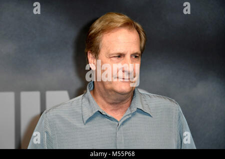 Berlin, Germany. 20th Feb, 2018. Jeff Daniels during 'The Looming Tower' photocall at the 68th Berlin International - Stock Photo