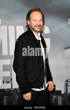Berlin, Germany. 20th Feb, 2018. Peter Sarsgaard during 'The Looming Tower' photocall at the 68th Berlin International - Stock Photo