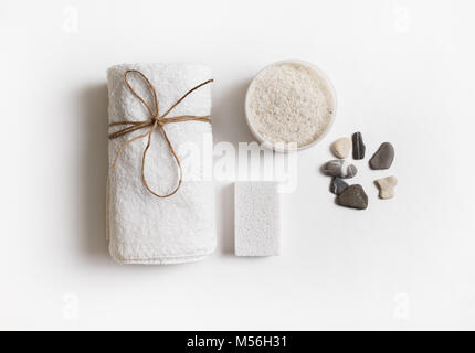 Beauty and spa concept - Stock Photo