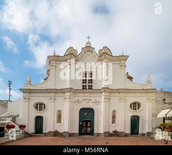 Church of Santa Sofia Chiesa di Santa Sofia - Stock Photo