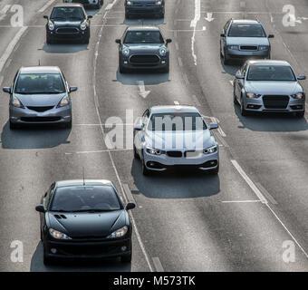 Straßenverkehr - Stock Photo