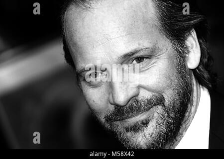 Peter Sarsgaard attends the 68th Berlinale International Film Festival Berlin premiere of The Looming Tower at Zoo - Stock Photo