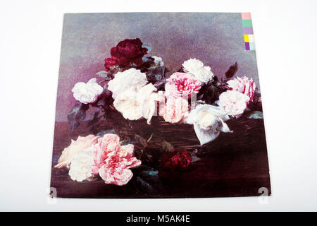 Power, Corruption & Lies by New Order - Stock Photo