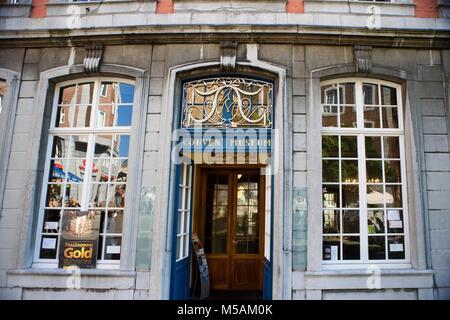 Couven-Museum ,Aachen, Aix-la-Chapelle, North Rhine-Westphalia, Germany - Stock Photo