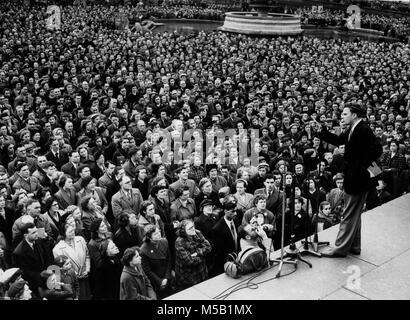 File. 21st Feb, 2018. WILLIAM FRANKLIN GRAHAM JR. (b.November 7, 1918 d.February 21, 2018) was an American Christian - Stock Photo