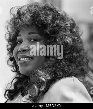 Denise LaSalle, Ora Denise Allen (July 16, 1939 – January 8, 2018), known by the stage name Denise LaSalle, was - Stock Photo