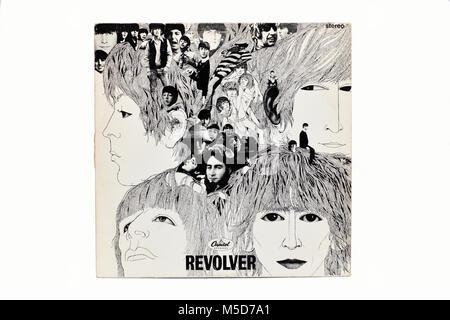BEATLES - Revolver Stock Photo: 5467155 - Alamy