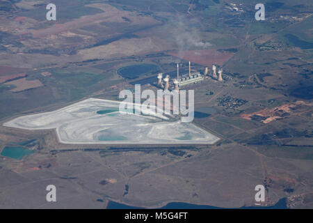 Coal-fired Power Station, South Africa