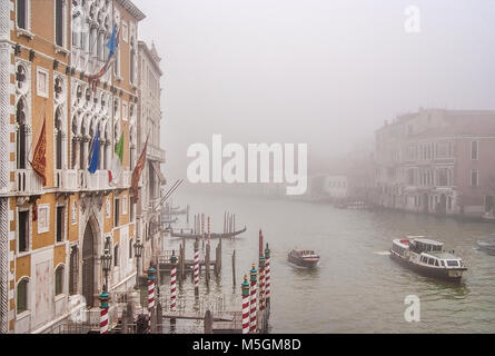 Venice,Gran Canal View - Stock Photo