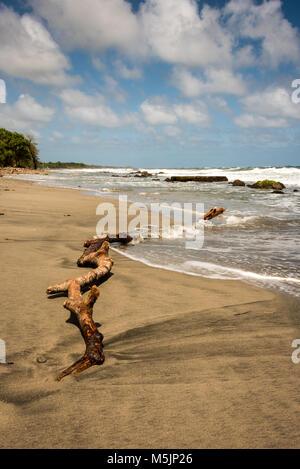 Great River Bay, Grenada - Stock Photo