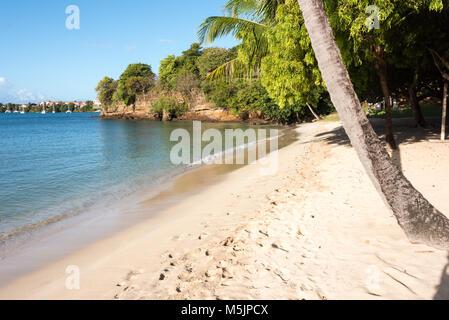 Lance Aux Epines Beach - Stock Photo