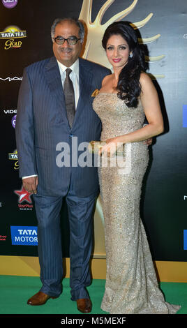 Indian Bollywood Actress Sridevi Stock Photo Royalty Free
