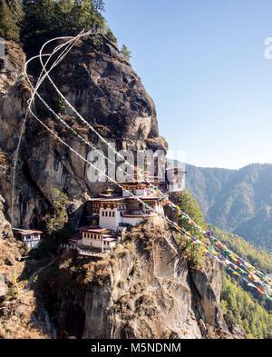 Taktsang Palphug Monastery Tiger's Nest Temple Building