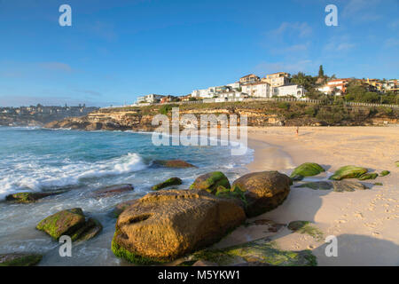 Tamarama Beach, Sydney, New South Wales, Australia - Stock Photo