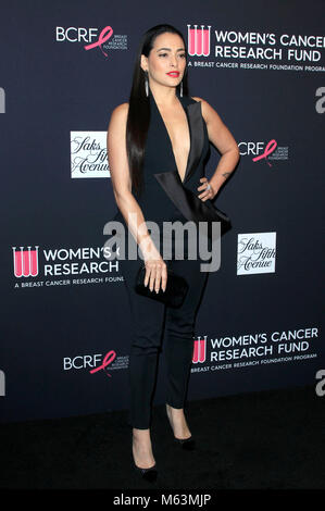 Natalie Martinez attending 'The Women's Cancer Research Fund's an Unforgettable Evening' Benefit Gala at Beverly - Stock Photo