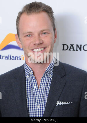 LOS ANGELES, CA - FEBRUARY 27: Director Jeffrey Walker  the Los Angeles Premiere of Australiansinfilm 'Dance Academy' - Stock Photo